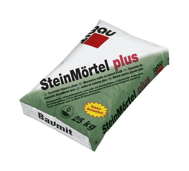 Baumit SteinMörtel plus
